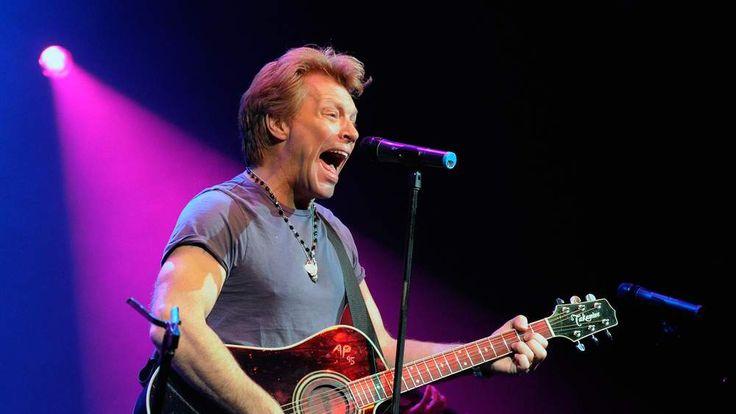 Jon Bon Jovi performs at the House of Blues in Las Vegas