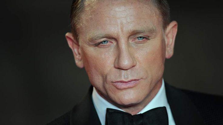 Daniel Craig at Skyfall premiere