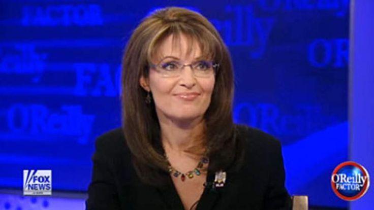 Sarah Palin's debut on Fox News