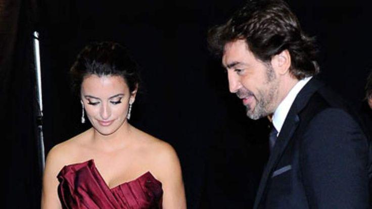 Penelope Cruz and Javier Bardem