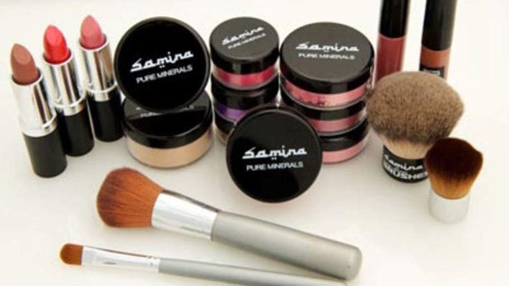 Samina Pure Make-up