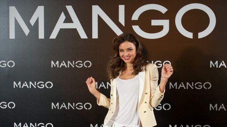 Miranda Kerr New Face of Mango