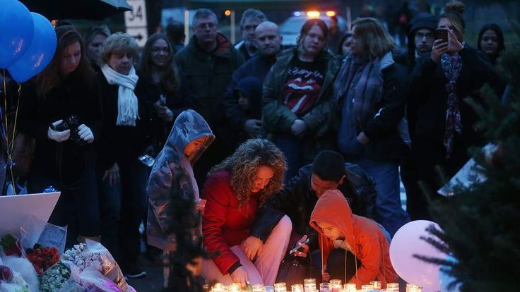 Connecticut Community Copes With Aftermath Of Elementary School Mass Shooting