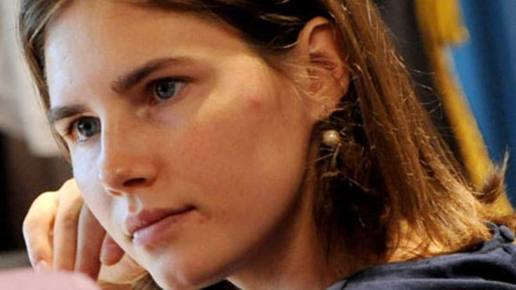 Amanda Knox in a Perugia court appealing her murder sentence on June 18, 2011