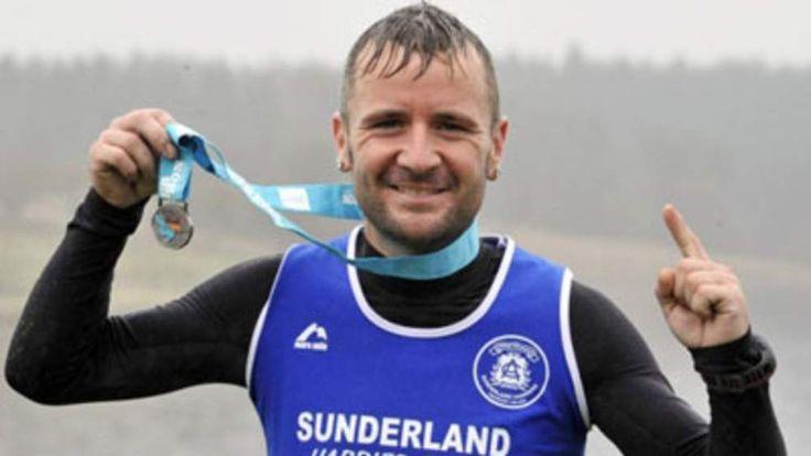 Cheating marathon runner Rob Sloan