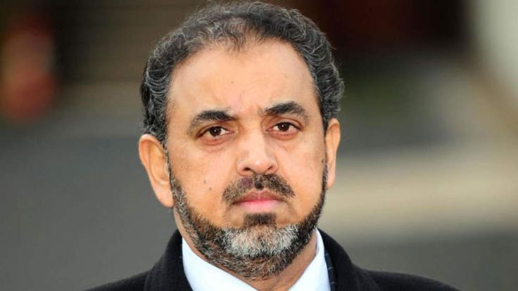 Lord Ahmed in 2008