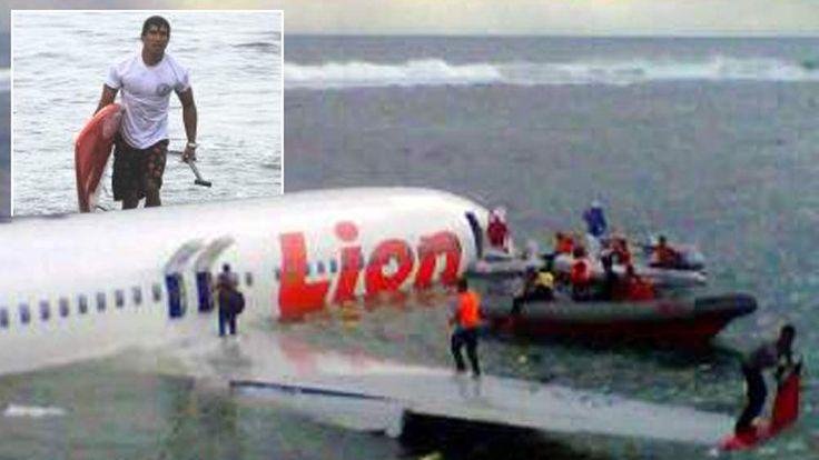 Bali plane crash rescuer Bernard Ben Panangian