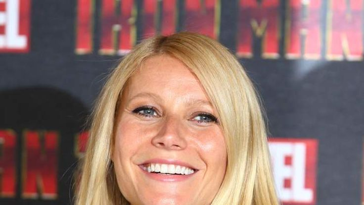 Gwyneth Paltrow attends the Iron Man 3 photocall in London