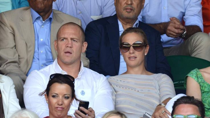 Celebrities Attend Wimbledon 2013 - Day 13