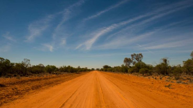 New South Wales outback