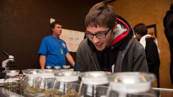 Colorado cannabis shop