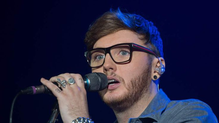 James Arthur Performs At The Hammersmith Apollo