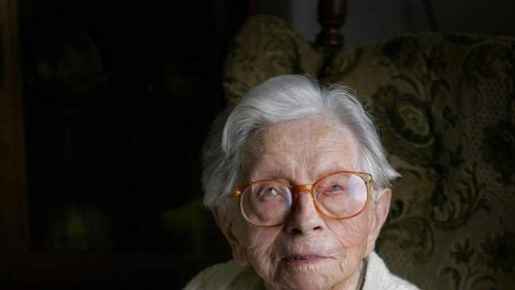 Hendrikje van Andel-Schipper, 113 years