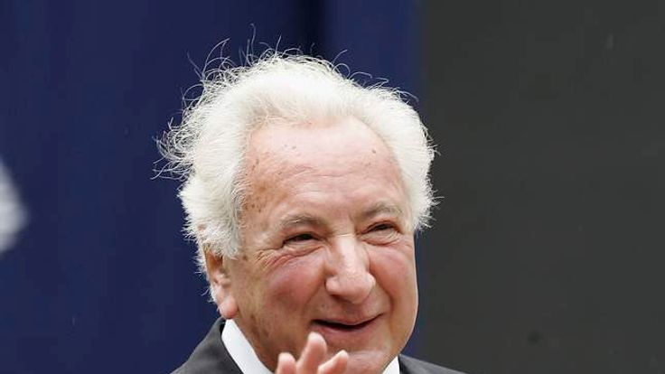 Film director Michael Winner