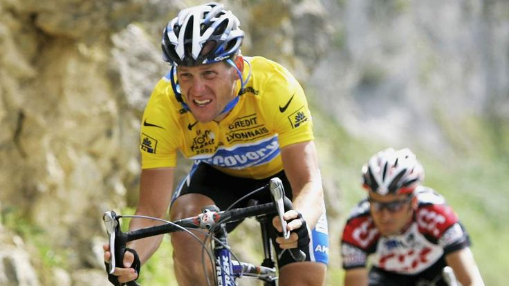 Lance Armstrong Could Be Stripped Of Tour De France Titles