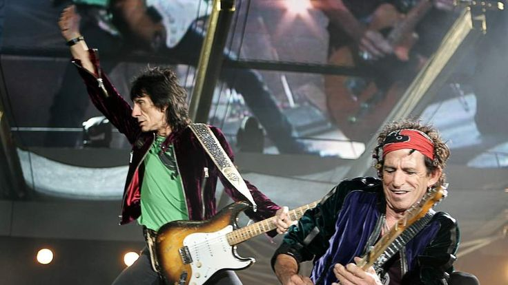 The Rolling Stones Play Twickenham Stadium