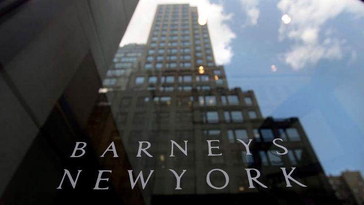Owner May Sell Barneys New York