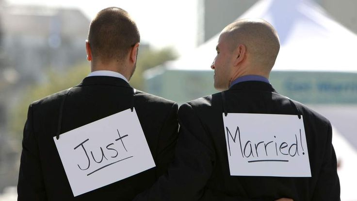 Same sex marriage in San Francisco