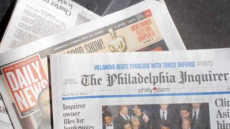 Philadelphia newspapers