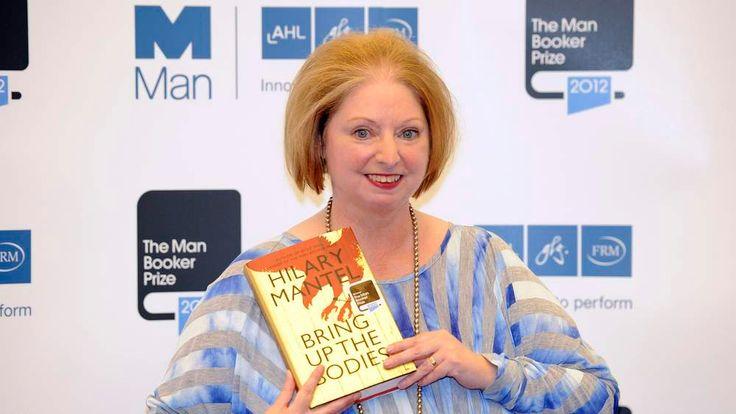 Hilary Mantel wins the Man Booker Prize
