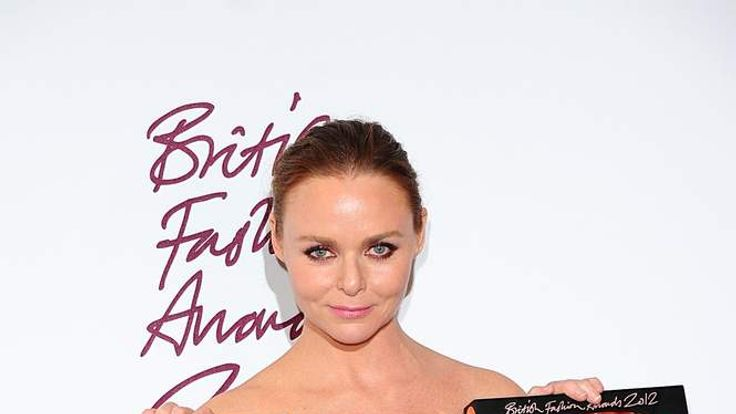 British Fashion Awards 2012 - London