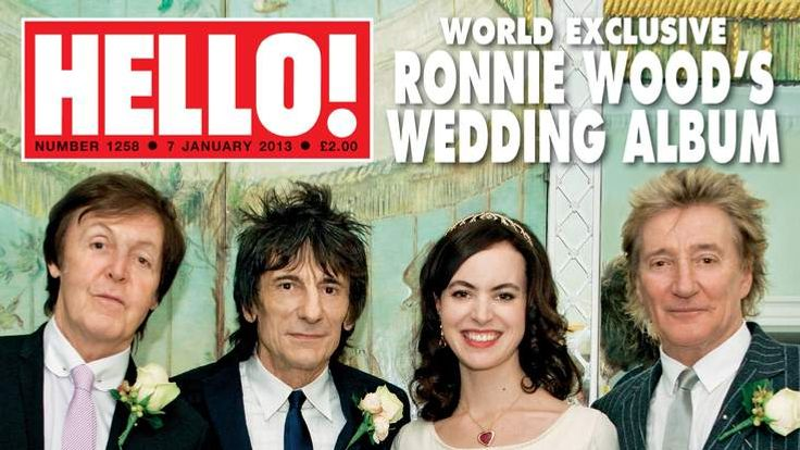 Ronnie Wood interview