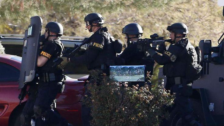Arizona Office Shooting