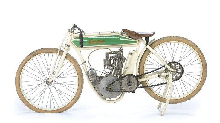 Ex-Steve McQueen racing motorcycle up for auction