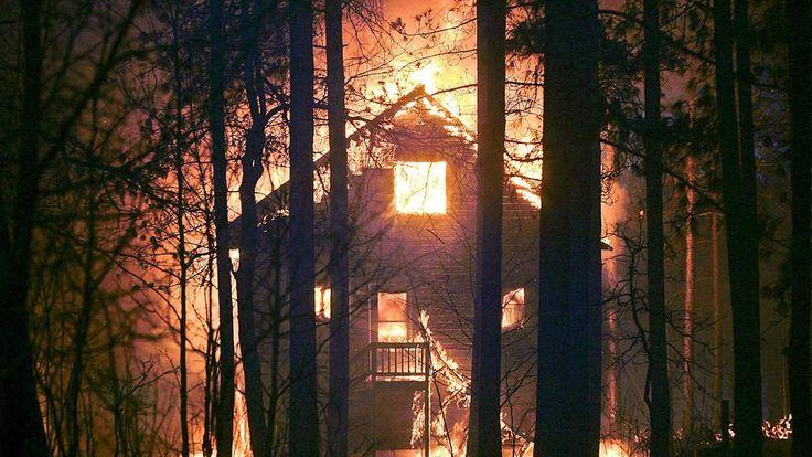 US Wildfire 1