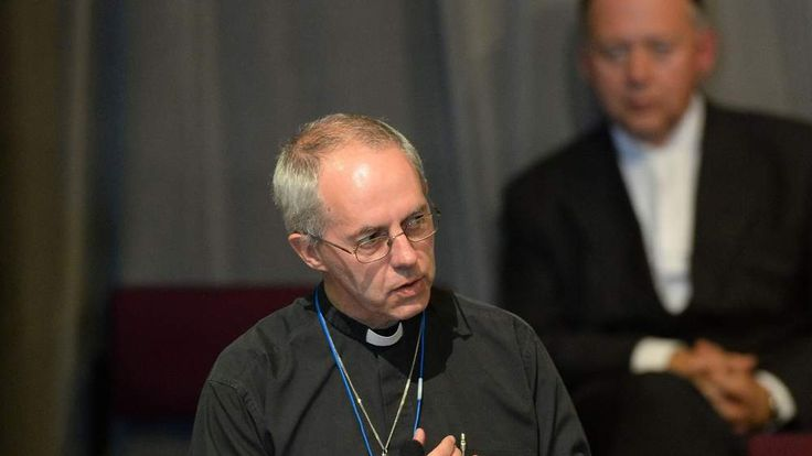 The Archbishop of Canterbury the Most Reverend Justin Welby
