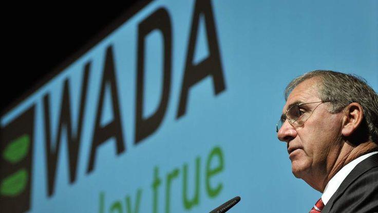 World Anti-Doping Agency (WADA) former president John Fahey