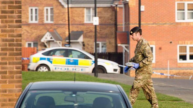 Explosives found in Mexborough