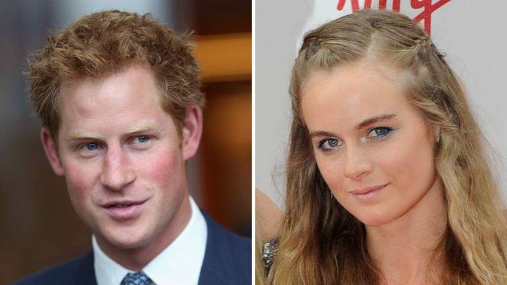 Prince Harry splts with Cressida Bonas