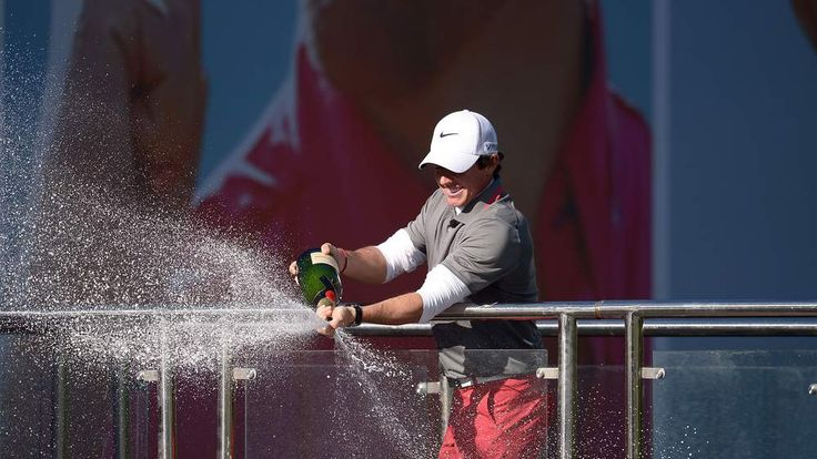 Rory McIlroy wins the PGA Championship.