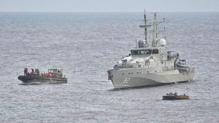 Rescue Underway After Asylum Seeker Boat Capsizes