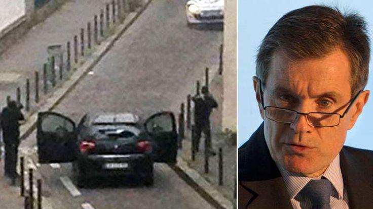 Former Head of MI6 John Sawers warns of provoking attacks