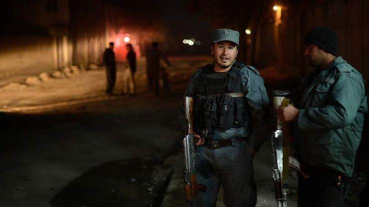 AFGHANISTAN-UNREST-ATTACK-TALIBAN