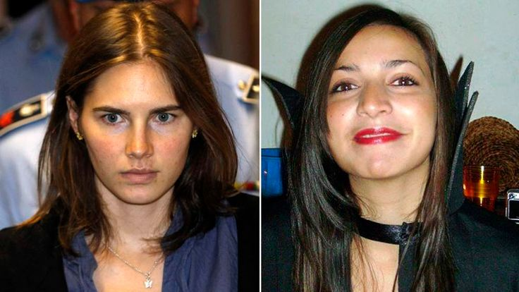 Knox, U.S. student convicted of murdering her British flatmate Kercher in Italy in November 2007, arrives in court in Perugia