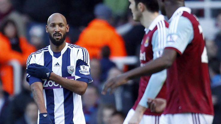 Anelka Quits West Brom After Quenelle Controversy