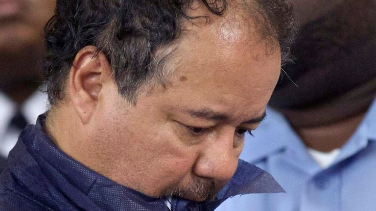 Ariel Castro appears in court for his initial appearance in Cleveland