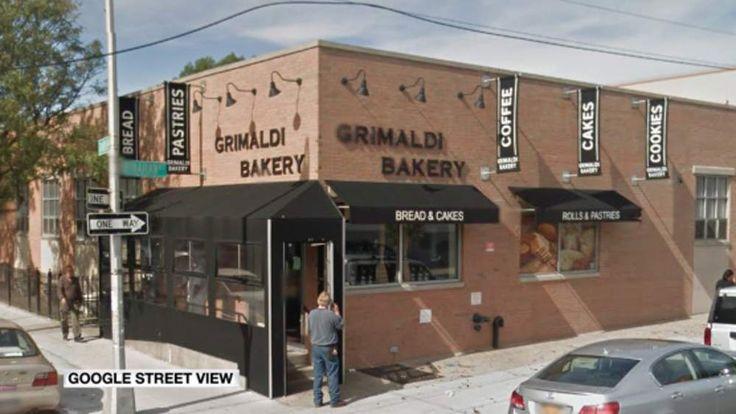 Grimaldi Bakery in Queens, NYC