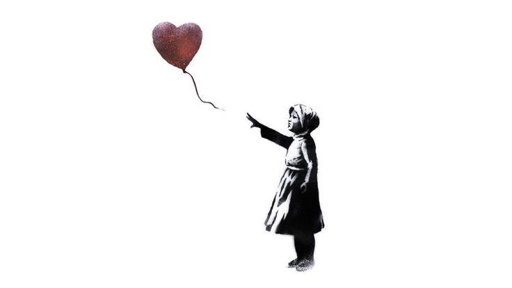 Bansky Syria stencil