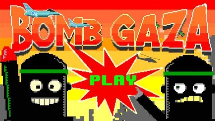 Bomb Gaza game