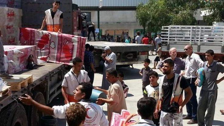 DEC in Gaza