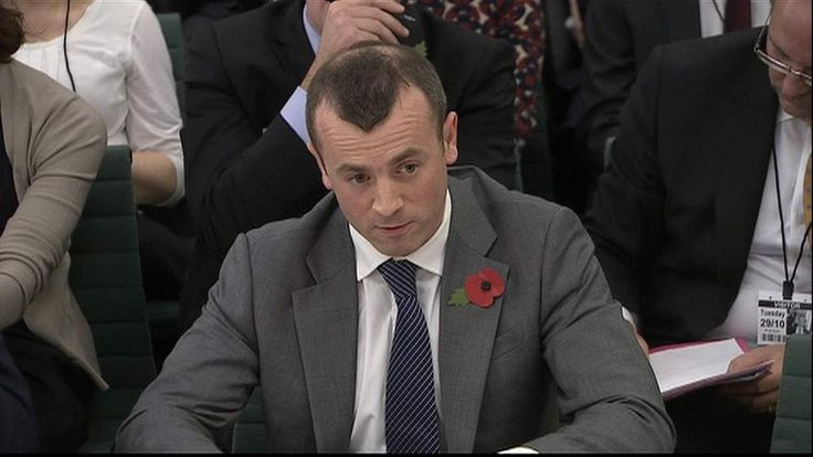 Stephen Fitzpatrick, Managing Director, Ovo Energy
