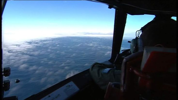 Hunt For Plane Debris Off Australia