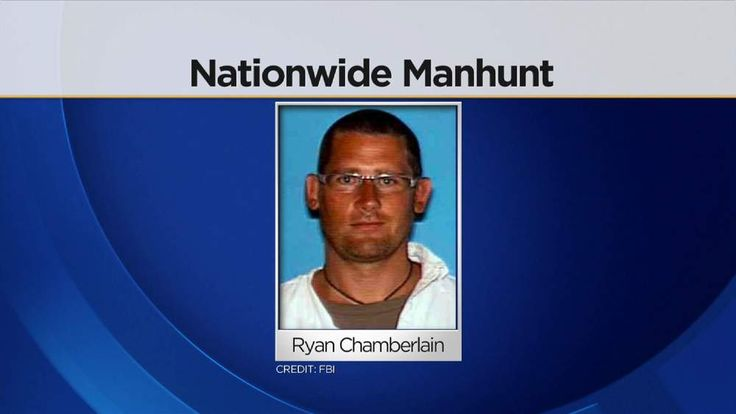 FBI image of Ryan Kelly Chamberlain II