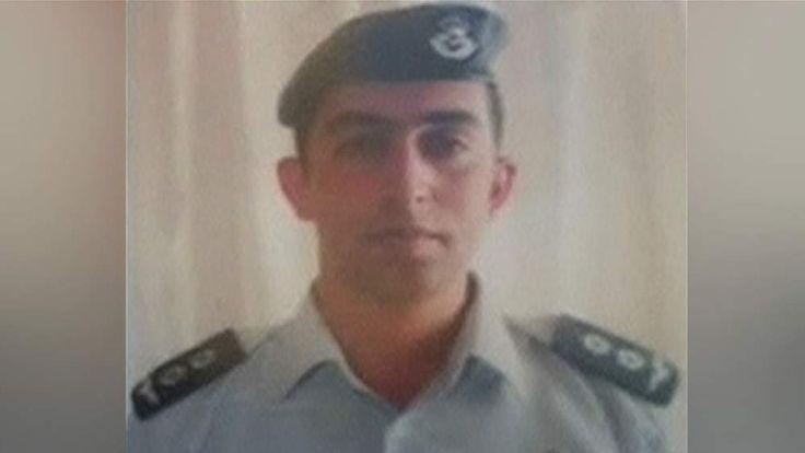 Jordanian pilot