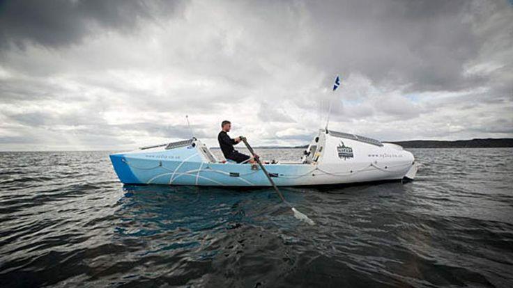 Rower Niall Iain Macdonald