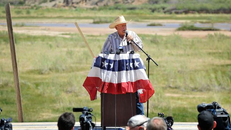Nevada Rancher Cliven Bundy